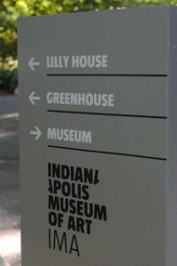 IndyMuseumArtSign